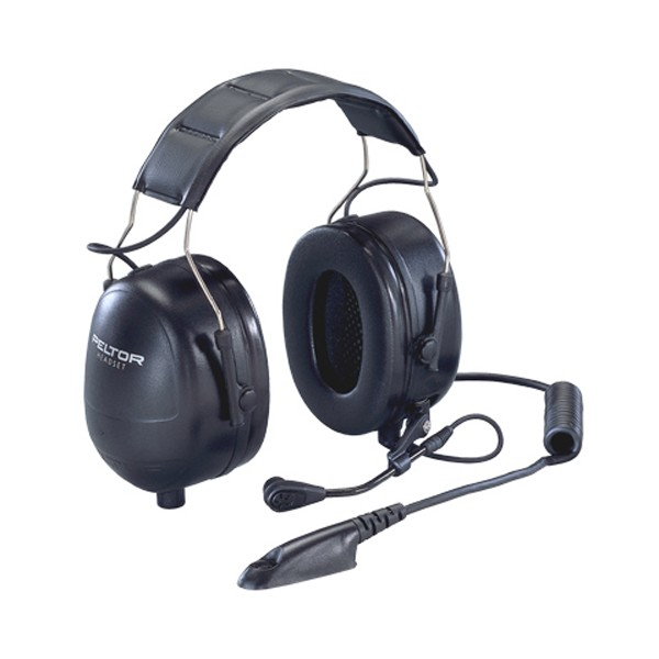 Koptelefoons en audio headset : Peltor MT53H79A-32 - Peltor PMR Headset